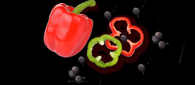 paprika i biber